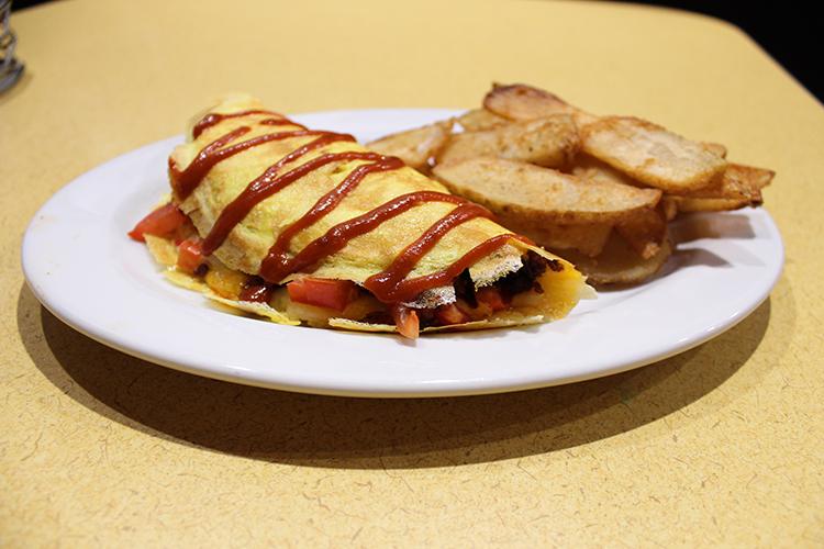 Spanish Omlet